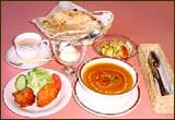 Cセット,カレー,インドカレー,インド料理,ネパール料理,ナン,タンドリーチキン